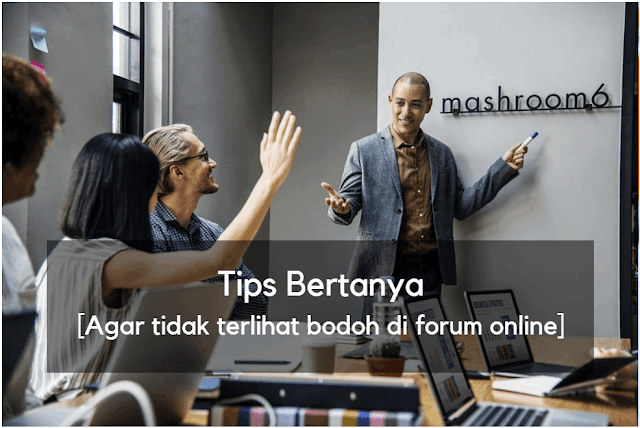 tips bertanya