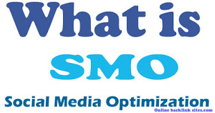 What is Social Media Optimization (SMO)?