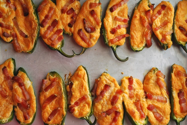 Jalapeño Poppers With Bacon Low Carb Recipe