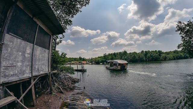 大大哒 ThinkBigBig 电影拍摄地点 一日游 武吉不兰律码头 Bukit Pelandok Jetty
