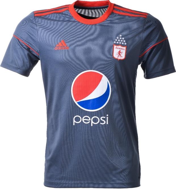 7ba085aaac Adidas lança nova camisa reserva do América de Cali - Show de Camisas