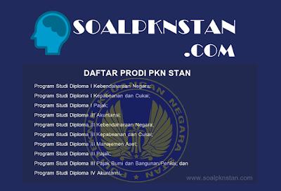 Daftar Prodi PKN STAN