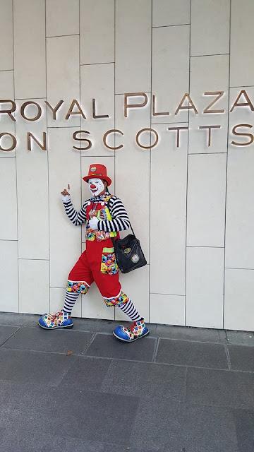 magic show, balloon clown, cheapest clown package