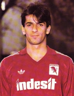 Gianluigi Lentini began his career with Torino