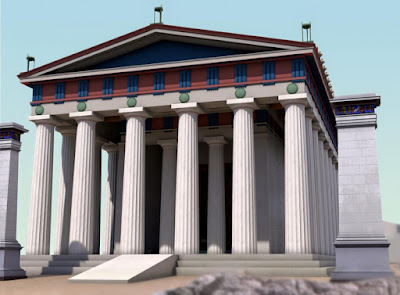 Ταξίδι στην τρισδιάστατη Αρχαία Ελλάδα