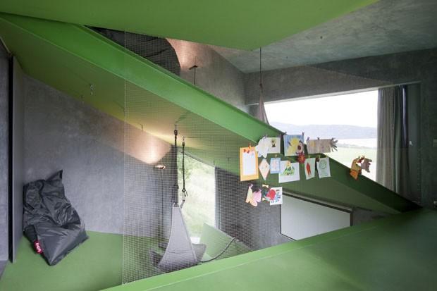 Casa De Las Rampas Hsh Architekti Arquitectura Y