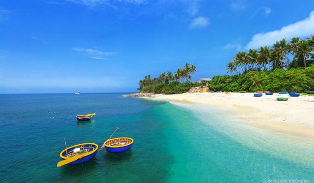 Biển Quy Nhơn -Bình Định