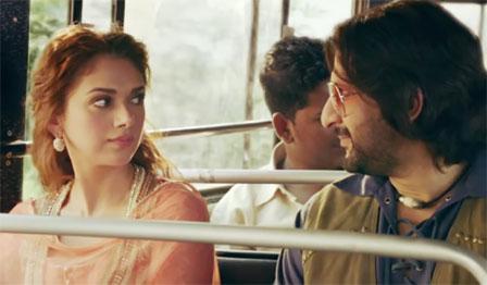Arshad Warsi & Aditi Rao Hydari