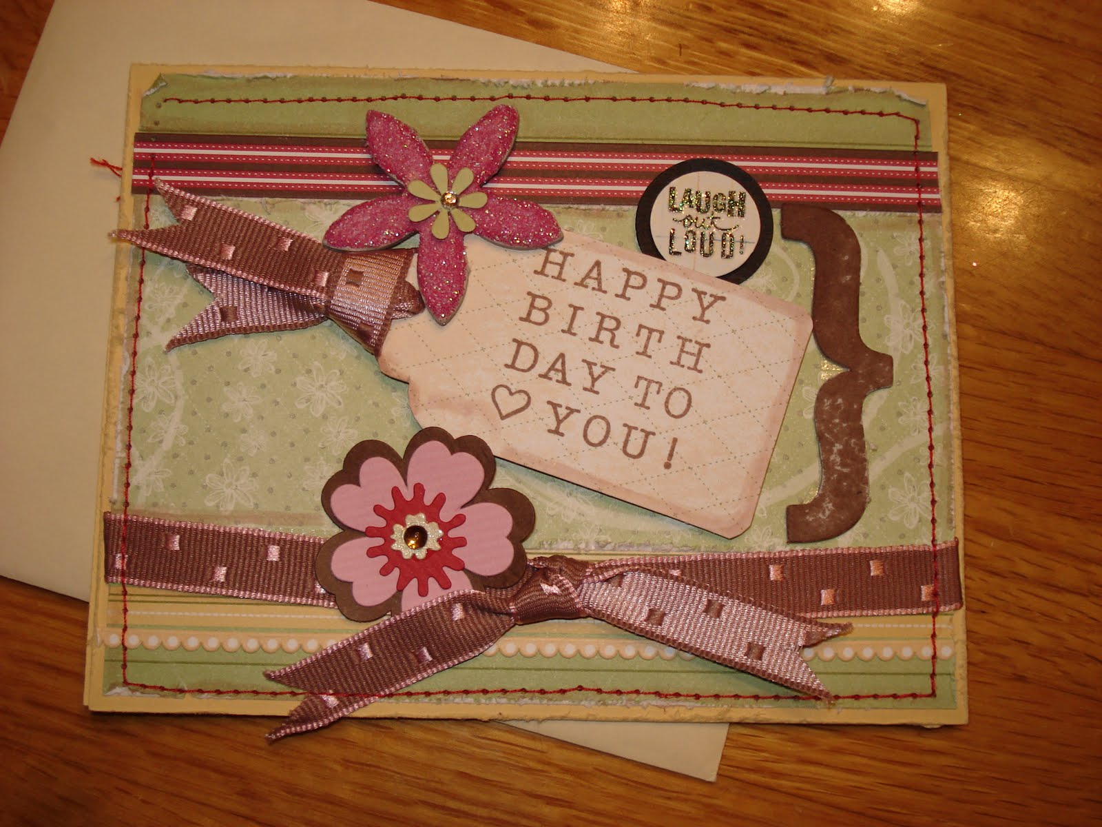 handmade birthday cards for girls  let's celebrate