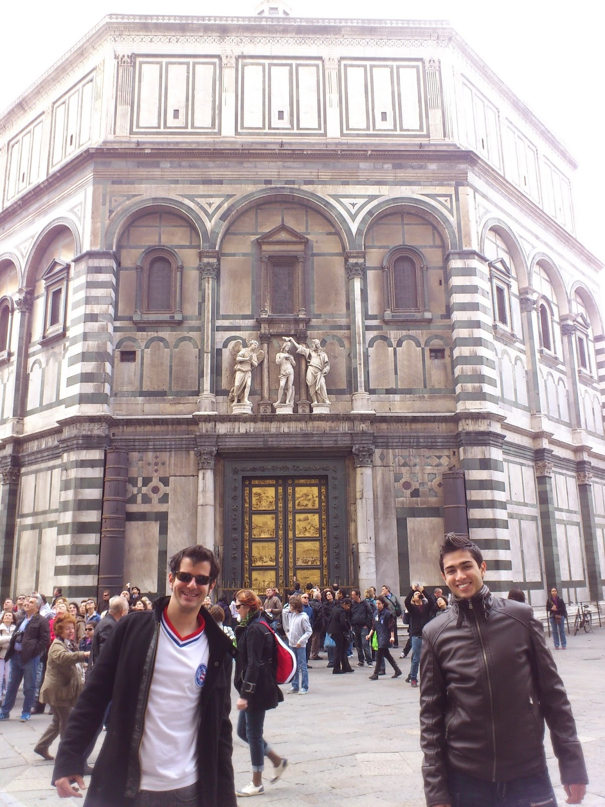 Porta del Paradiso - Florença - Itália