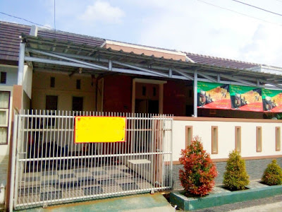 Rumah second luas di perumahan kopo katapang bandung