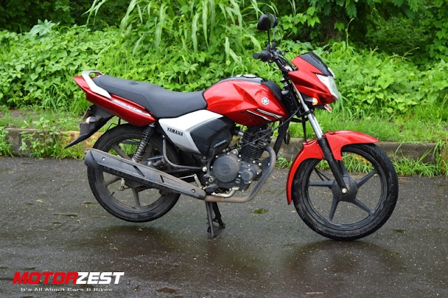 Yamaha Saluto 125 Review