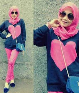 foto hijab trendi terbaru