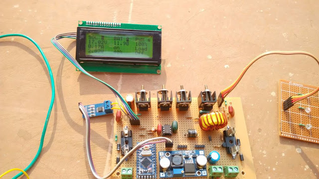MPPT-Charge-Controller-circuit