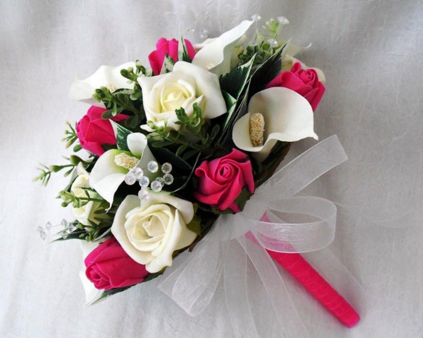 Buket Bunga Pengantin_Bunga Pernikahan Cantik Dan Indah 201705