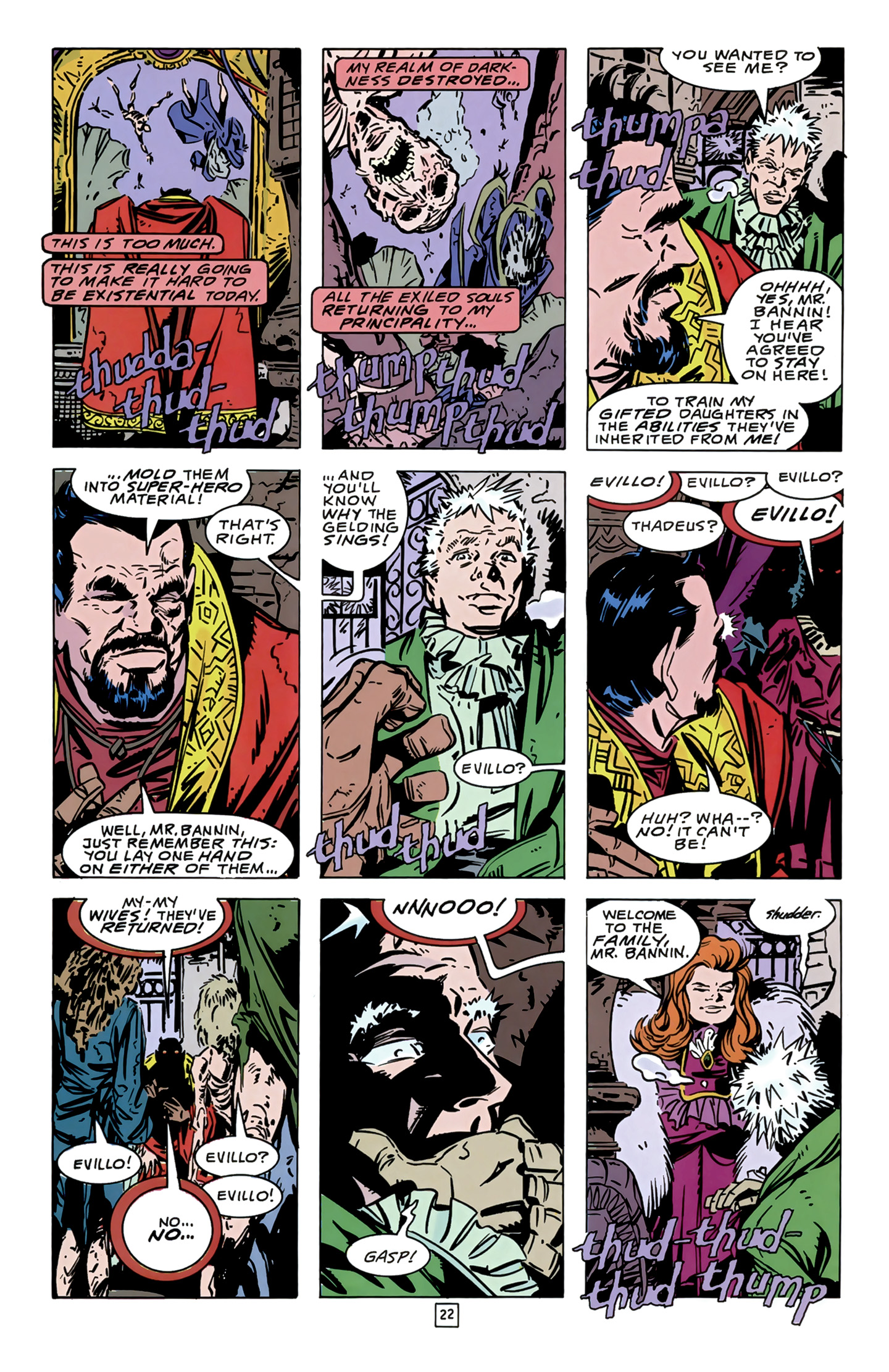 Legion of Super-Heroes (1989) 14 Page 22