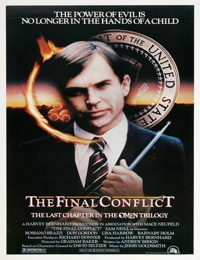Ver La profecía 3 (El final de Damien) (1981) Online