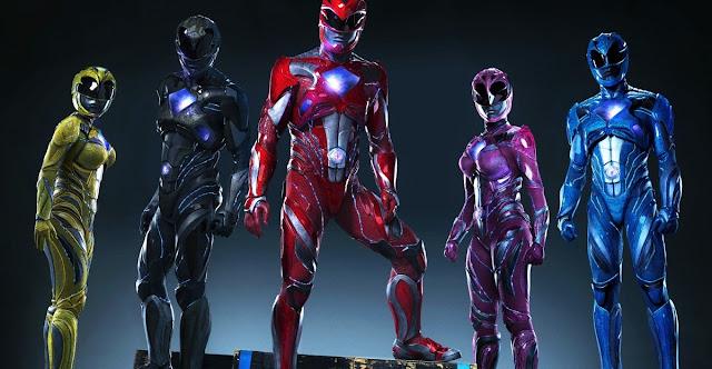 CEO da Lionsgate quer sete filmes de Power Rangers nos próximos anos