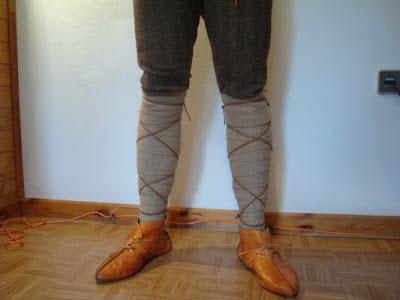 fränkisch, ottonisch, Wikingerkleidung, ottonische Zeit
