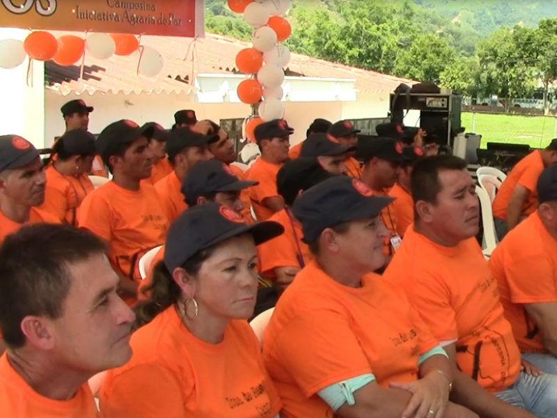 Ascamcat fortalece las justas luchas de los trabajadores de la industria del petróleo y del magisterio en Norte de Santander