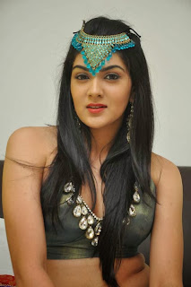 Actress Sakshi Choudhary Pictures at Potugadu Telugu Movie Audio Launch 0002
