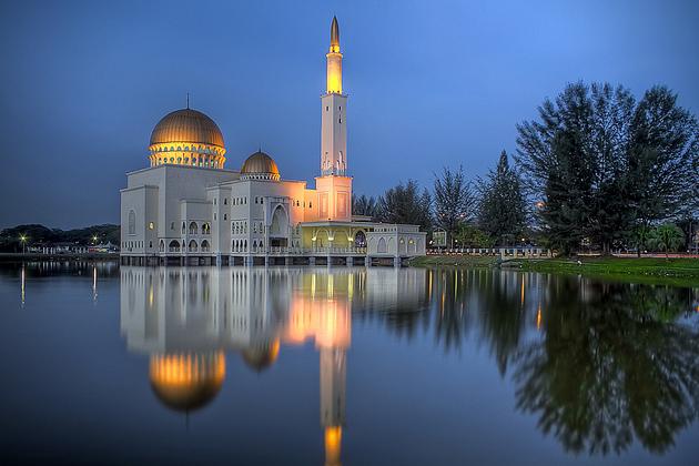 Masjid Puchong Perdana, Malaysia