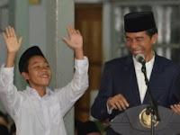 Guyonan Jokowi di Depan Para Kader Ansor