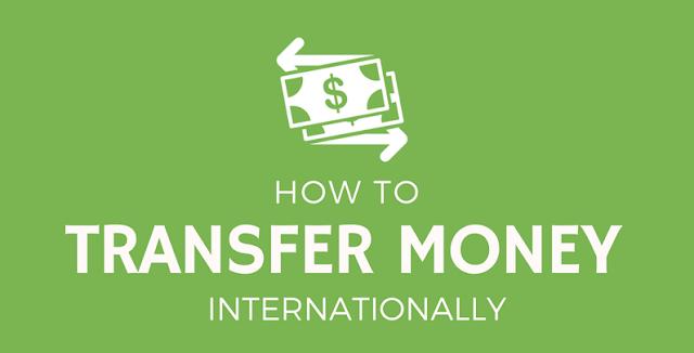 transfer uang keluar negeri