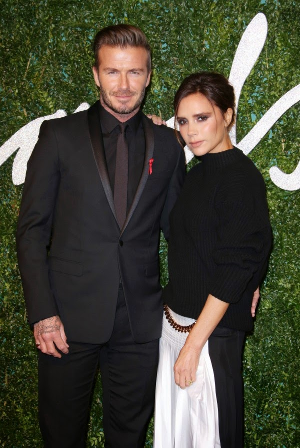 David Beckham Listens To Victoria's Style Advice 99% Of The Time