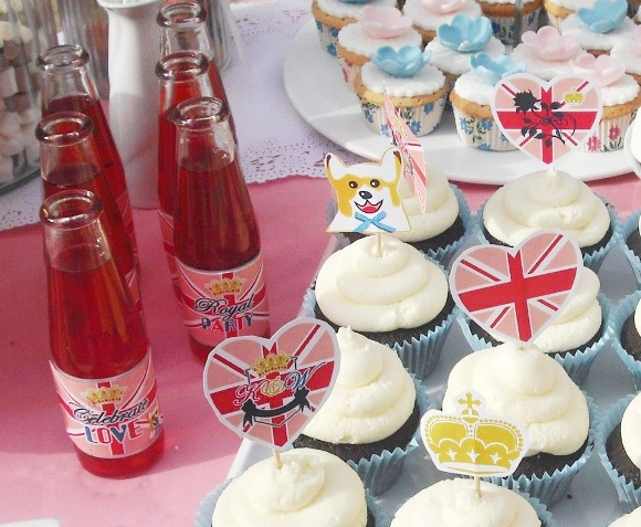 An Adult Royal Tea Birthday Party - via BirdsParty.com