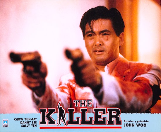 John Woo's The Killer @ Royal Cinema, Wednesday
