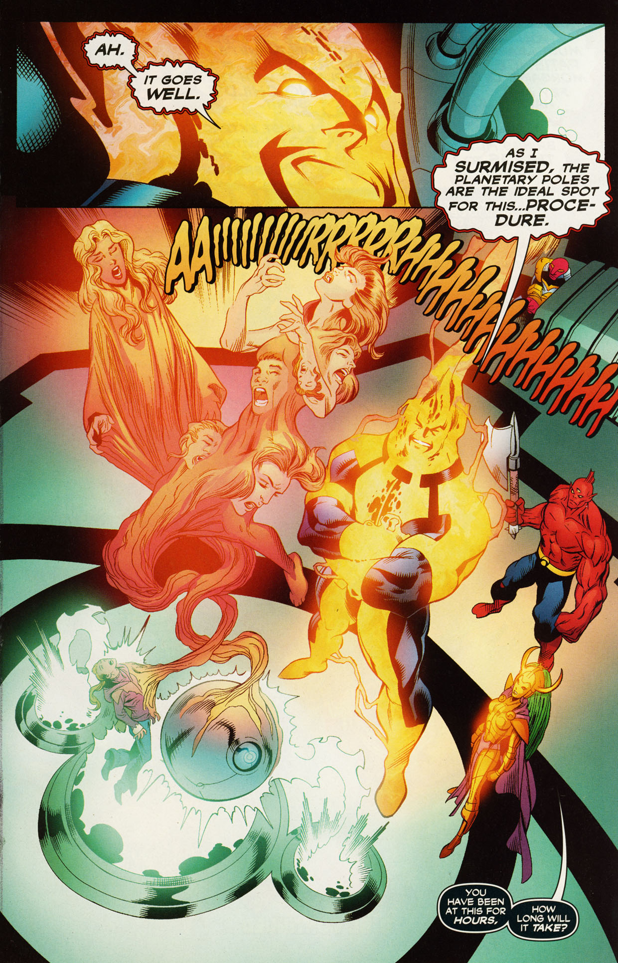 Read online Trinity (2008) comic -  Issue #46 - 16