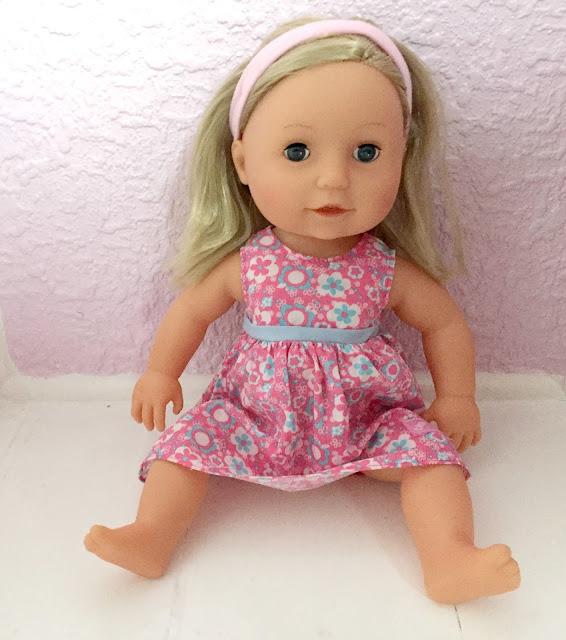 Tiny Tears Classic Doll
