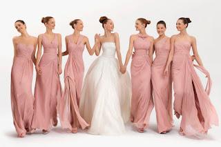 Cómo planificar tu boda damas de honor