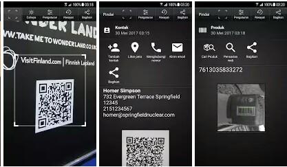 Download QR Code Reader Pro Apk Gratis Android
