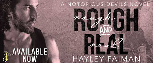 Release: Rough & Real by Hayley Faiman (January 22)