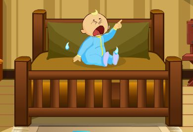 Baby Crying Escape 4 Walk…
