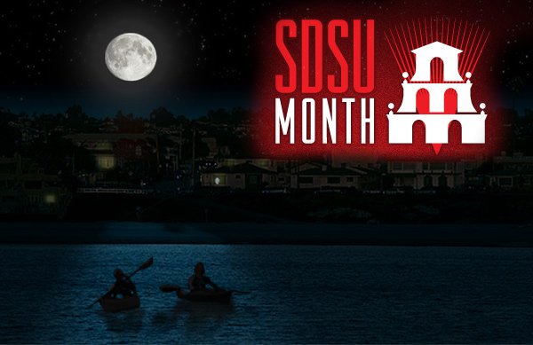 Win a free Moonlight Kayak excursion!