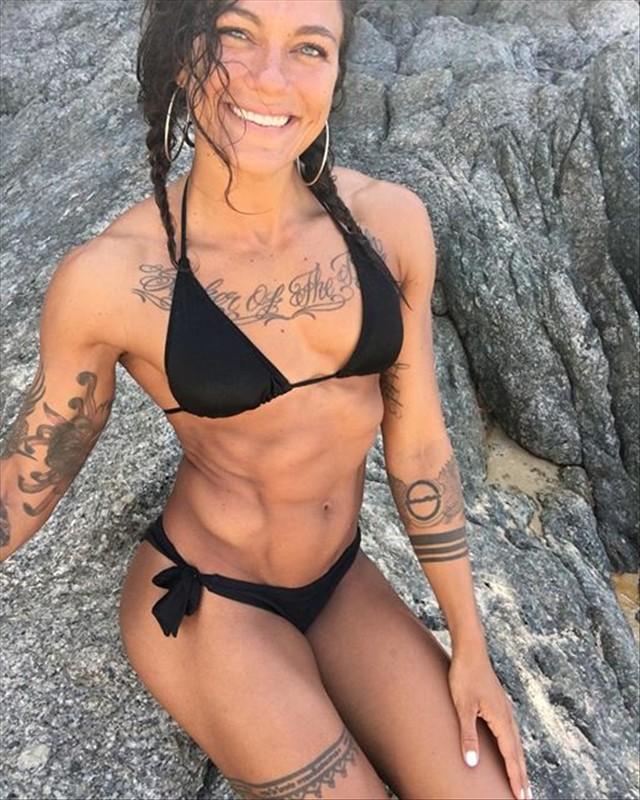 Athlete Personal Trainer Aurora Lauzeral