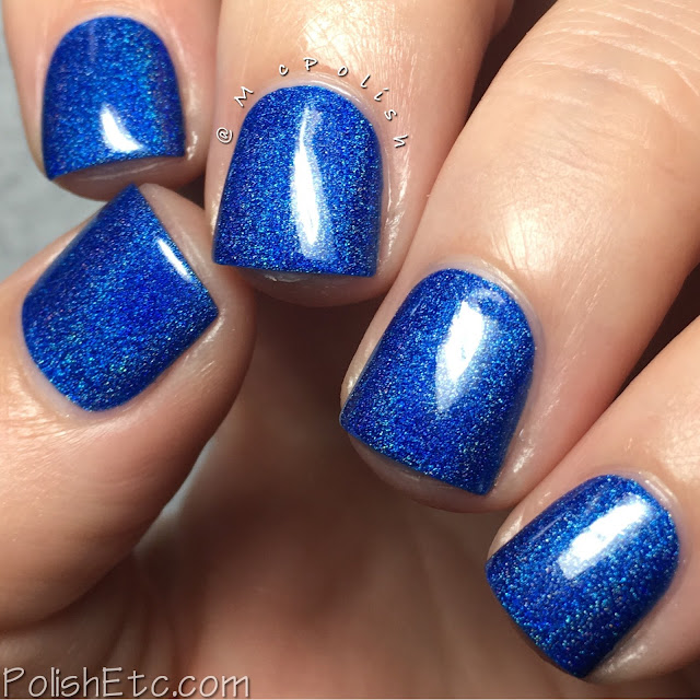 KBShimmer - Winter 2016 Collection - McPolish - Ink Again