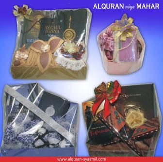 Mahar atau Mas Kawin menurut Alquran dan Alhadits