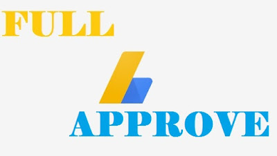 Cara daftar adsense full approve