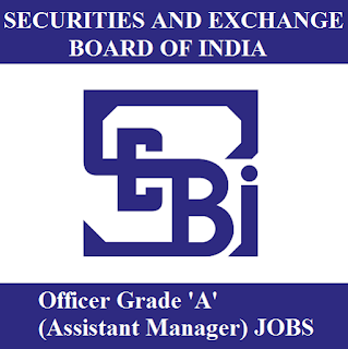 Securities and Exchange Board of India, SEBI, Graduation, Assistant Manager, Sarkari Naukri, Latest Jobs, freejobalert,