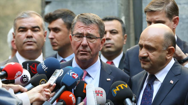 Pentágono defiende que Turquía participe en la batalla de Mosul