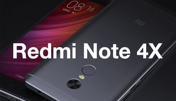 It's Official now: Xiaomi Redmi Note 4X will be launched on Valentines day (February 14)