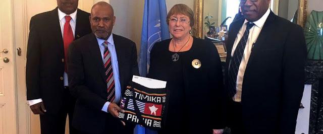 Lalui Banyak Hambatan dari Indonesia, West Papua Berhasil Mengajukan Petisi Referendum Kemerdekaan Kepada PBB