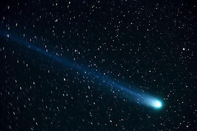 Pengertian Komet, Asteroid dan Jenis - Jenisnya