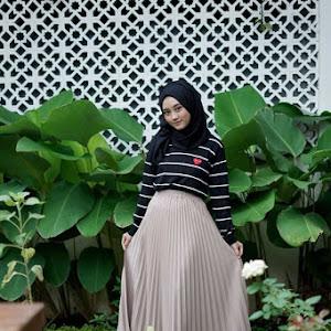 Carissa Pleated Skirt Mocca