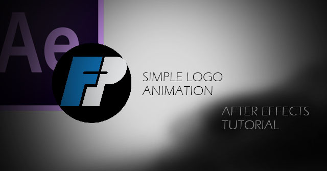 after effects tutorial simple logo animation