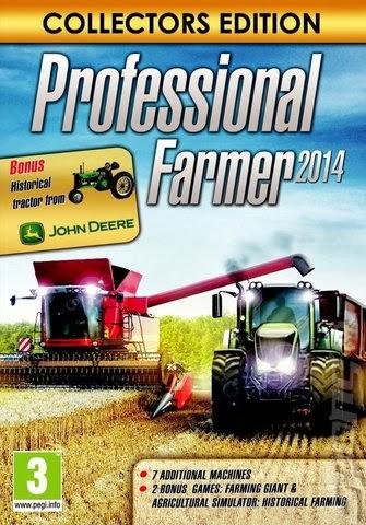 PROFESSIONAL FARMER 2014 (PC) - TORRENT DOWNLOAD